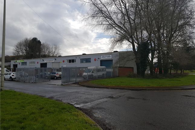 Thumbnail Warehouse to let in Unit 8, Milland Road Industrial Estate, Neath, West Glamorgan