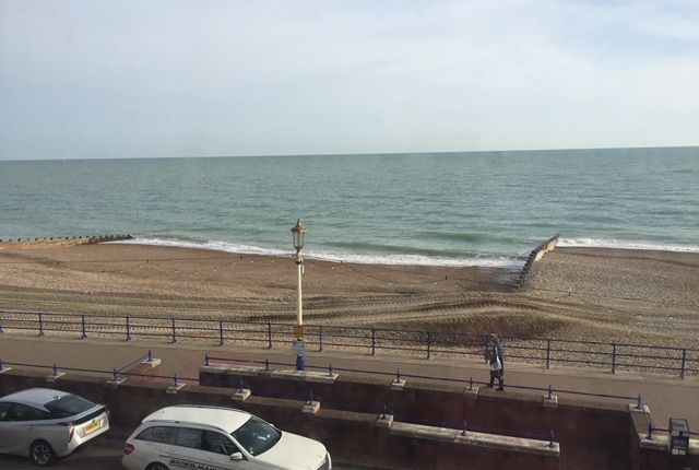 Thumbnail Flat to rent in Marine Parade, Eastbourne