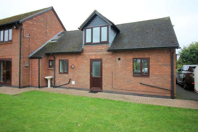 Thumbnail Semi-detached house to rent in Bridle Gate Lane, Alvaston, Derby