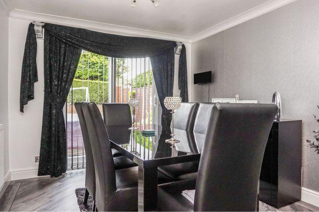Dining Area of Park Hall Crescent, Castle Bromwich, Birmingham B36