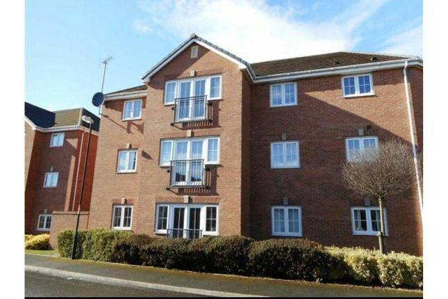 Thumbnail Flat for sale in Squires Grove, Willenhall