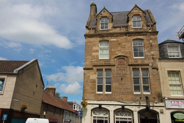 Thumbnail Flat for sale in Ladywynd, Cupar