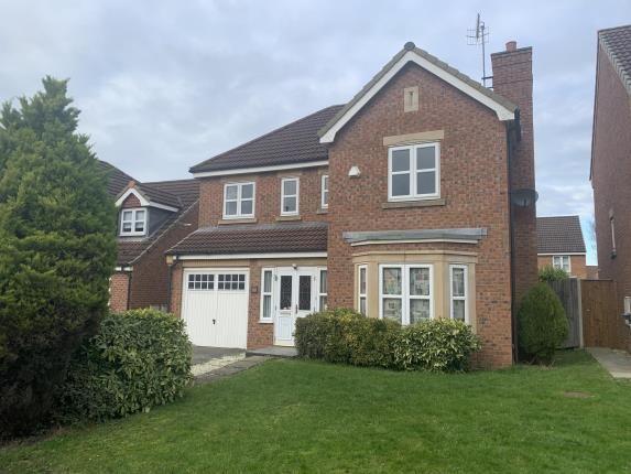 Thumbnail Detached house for sale in Stubbs Lane, Prenton, Merseyside