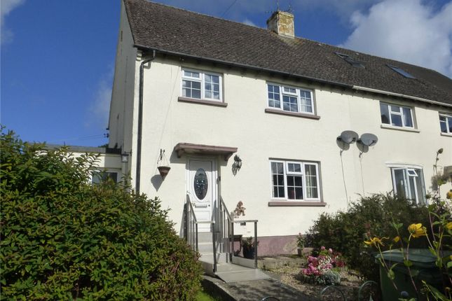 3 bed semi-detached house for sale in Orchard Road, Ebley, Stroud, Gloucestershire