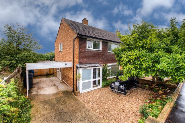 Thumbnail Semi-detached house for sale in Cherry Orchard, Stratford Upon Avon