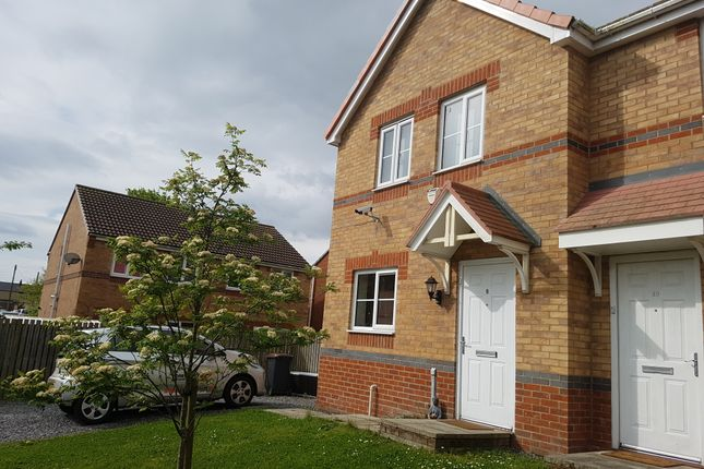Thumbnail Semi-detached house to rent in Balmoral Drive, Catchgate