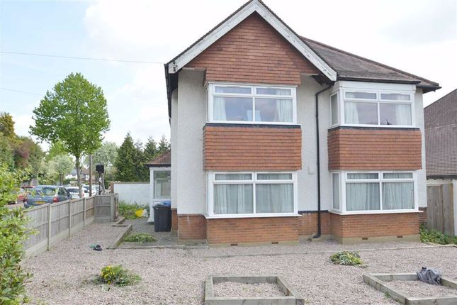 Thumbnail Detached house to rent in Woodcote Grove Road, Coulsdon, Surrey
