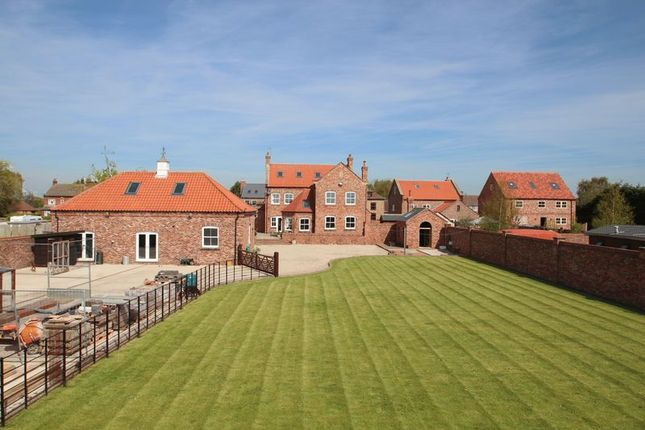 Thumbnail Detached house for sale in Old Trough Lane, Sandholme