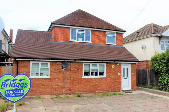 Thumbnail Flat for sale in Mytchett Road, Mytchett
