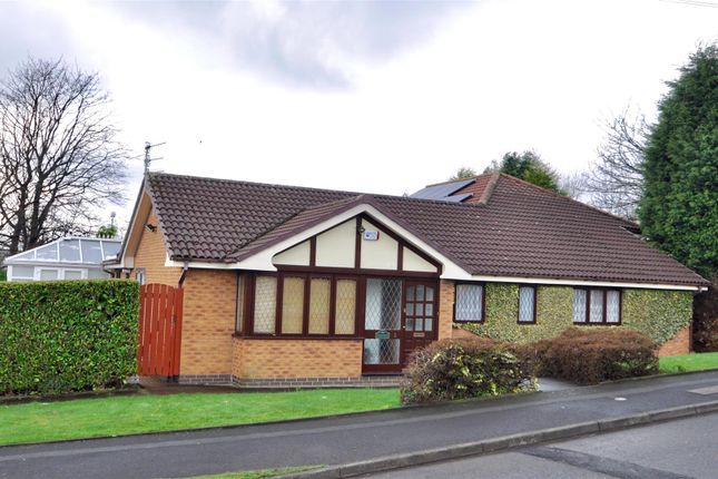 Thumbnail Detached bungalow for sale in Walkerwood Drive, Stalybridge
