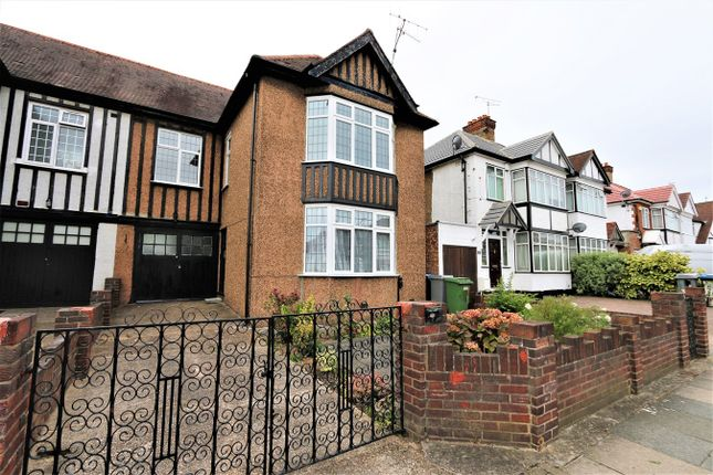 Thumbnail Semi-detached house for sale in Elmstead Avenue, Preston Road, Wembley