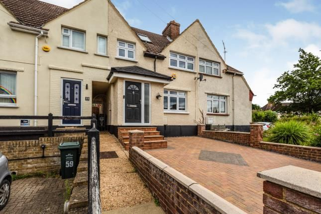 Thumbnail Terraced house for sale in Ridgeway, Dartford, Kent
