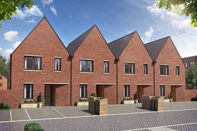 "Thumbnail Terraced house for sale in ""Jericho Mews"" at Godstow Road, Wolvercote, Oxford"