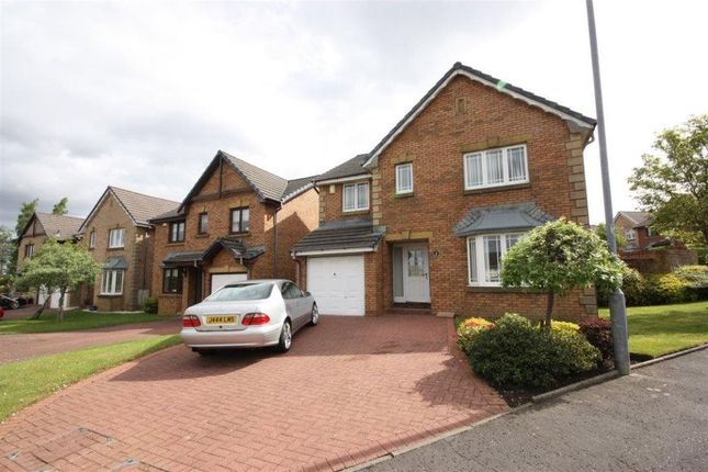 Thumbnail Detached house to rent in Langlea Drive, Cambuslang, Glasgow
