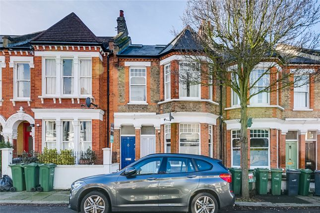 External of Littlebury Road, London SW4