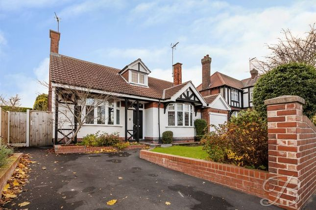 Thumbnail Detached bungalow for sale in Ellesmere Road, Forest Town, Mansfield