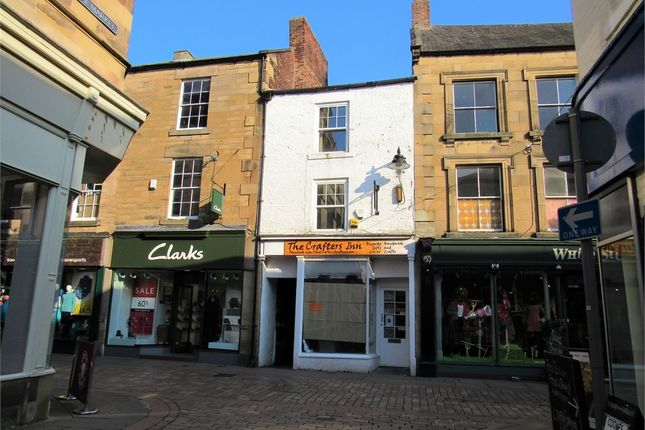 Thumbnail Commercial property to let in Fore Street, Hexham, Northumberland.