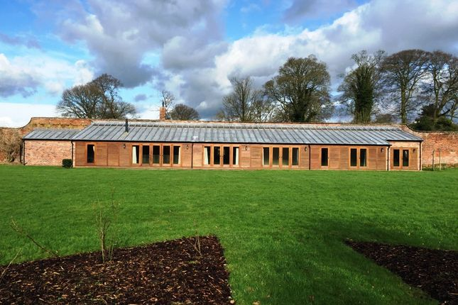 Thumbnail Detached house to rent in Mere Hall Estate, Mere, Knutsford