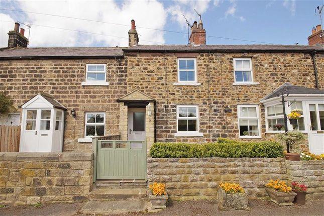 Thumbnail Terraced house to rent in Walker Terrace, Follifoot, Harrogate, North Yorkshire