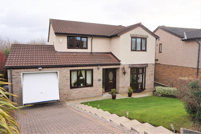 Thumbnail Detached house for sale in Longmeadow Lane Heysham, Morecambe