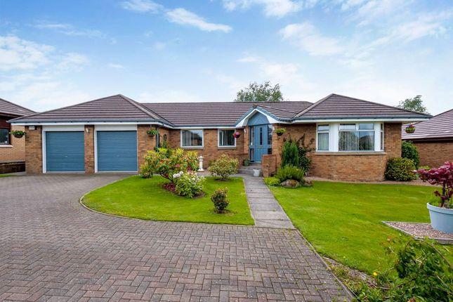 Thumbnail Detached bungalow for sale in Cherrylea, Auchterarder
