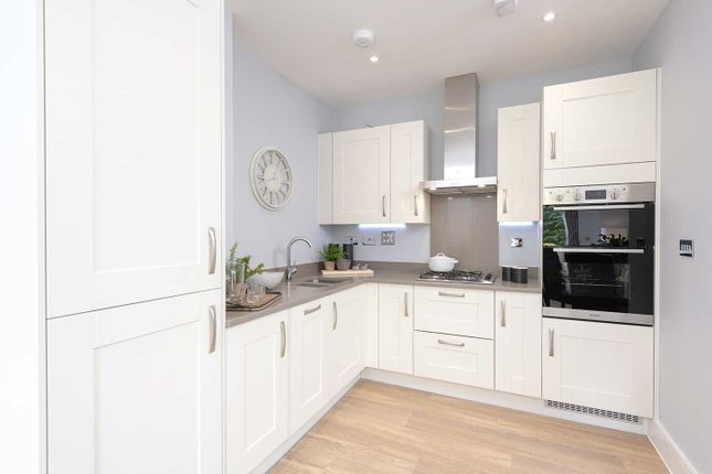 "3 bedroom flat for sale in ""The Crest Collection - Ground Floor 3 Bed"" at Old Bisley Road, Frimley, Surrey, Frimley"