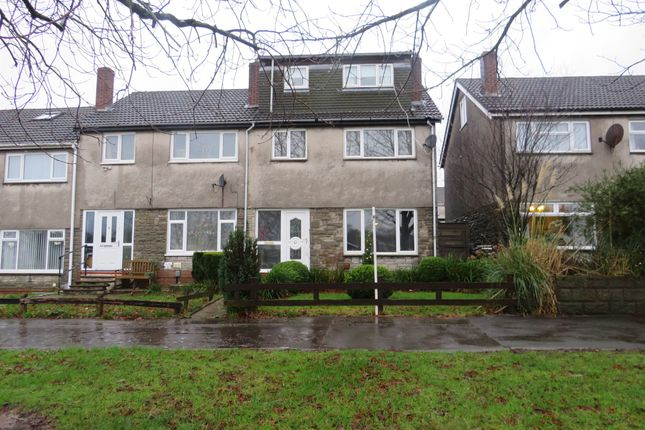 Thumbnail End terrace house for sale in Ael Y Bryn, Llanedeyrn, Cardiff