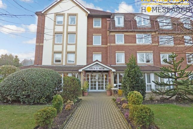 Thumbnail Flat for sale in Swn-Y-Mor, Colwyn Bay