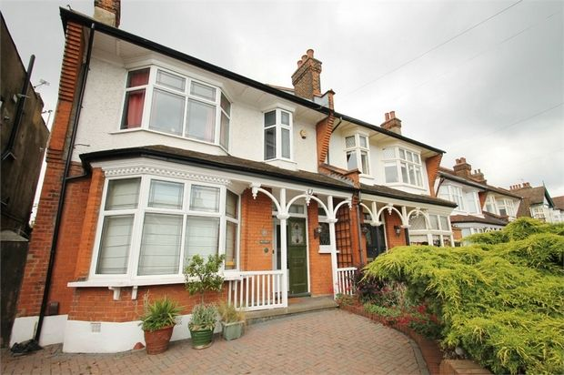 Thumbnail Semi-detached house for sale in Gordon Road, London