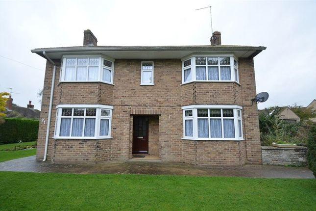 Thumbnail Property to rent in Castle End Road, Maxey, Peterborough