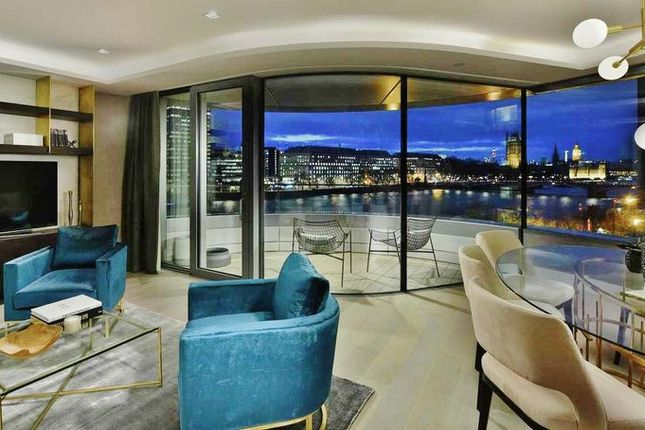 Thumbnail Flat for sale in The Corniche, 20 Albert Embankment, South Bank
