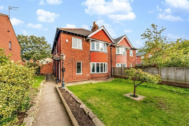 Thumbnail Semi-detached house for sale in Blenheim Terrace, Redcar, North Yorkshire
