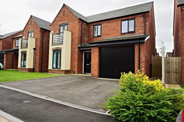 Thumbnail Detached house for sale in Argyle Close, Stourbridge