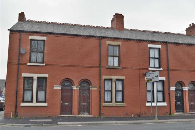 Thumbnail Terraced house to rent in Chapel Street, Leigh, Lancashire