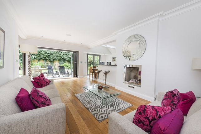 Thumbnail Detached house to rent in Clare Lawn Avenue, London