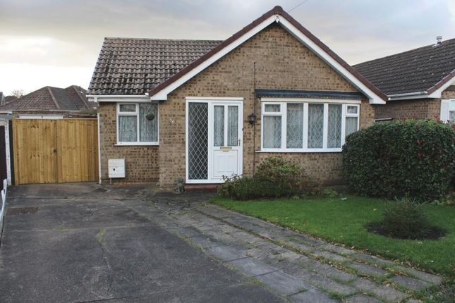 Thumbnail Bungalow for sale in High Thorpe Crescent, Cleethorpes