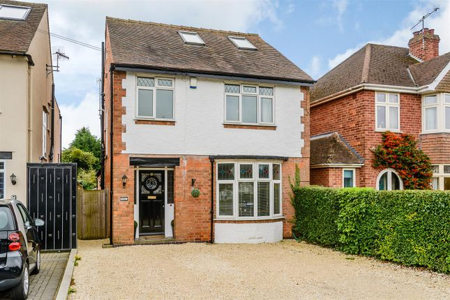 Thumbnail Detached house for sale in Shottery Road, Stratford Upon Avon, Warwickshire
