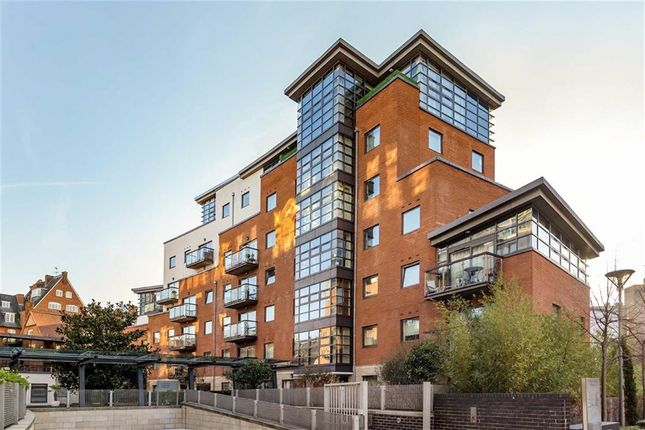 Thumbnail Flat for sale in Montaigne Close, London