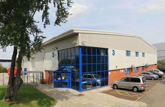 Light industrial to let in 3 Plantation Court, Wirral International Business Park, Plantation Road, Bromborough, Wirral