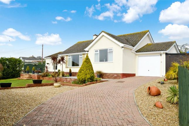 Thumbnail Detached bungalow for sale in Ashleigh Drive, Teignmouth, Devon