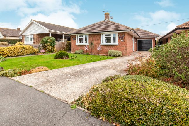 Thumbnail Detached bungalow for sale in Pebsham Drive, Bexhill-On-Sea