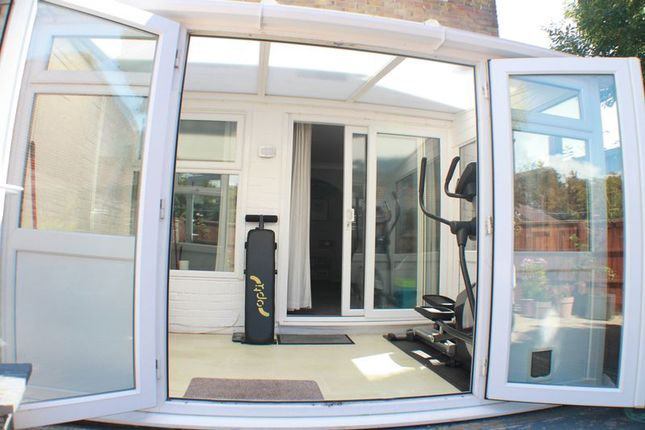 Thumbnail End terrace house for sale in Boldens Road, Gosport