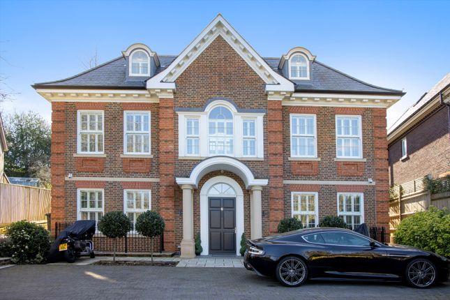 Thumbnail Detached house for sale in Deepdale, Wimbledon Village, London