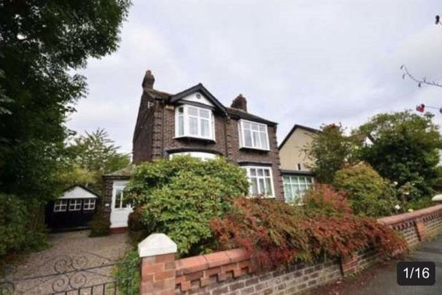 Thumbnail Property to rent in Burnage Hall Road, Burnage, Manchester