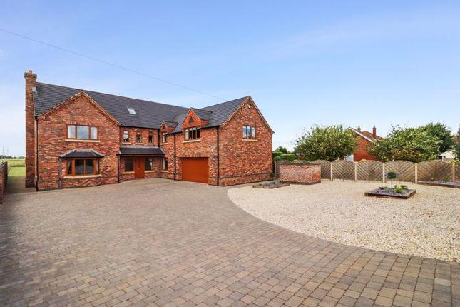 Thumbnail Detached house for sale in Trentside, Derrythorpe, Althorpe, Scunthorpe
