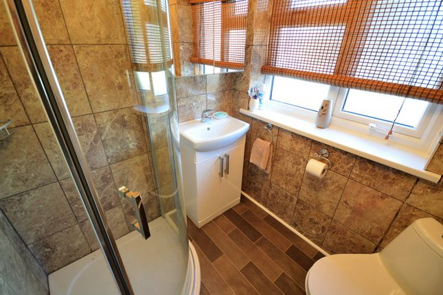 Shower Room of Hopefield Road, Lymm WA13