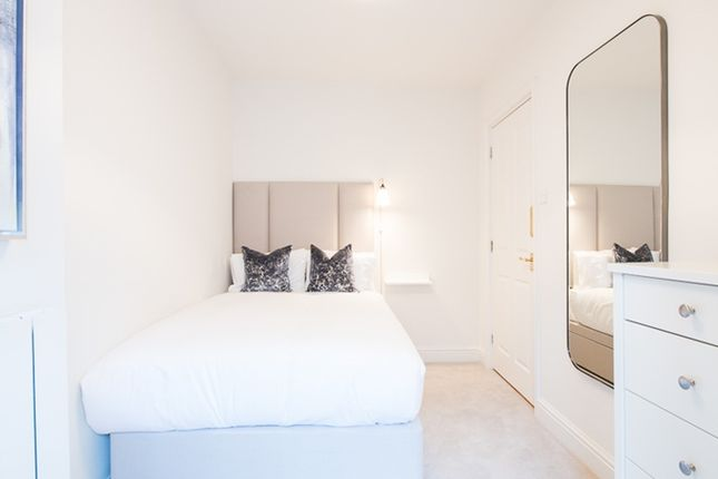 Second Bedroom of Nottingham Place, London W1U