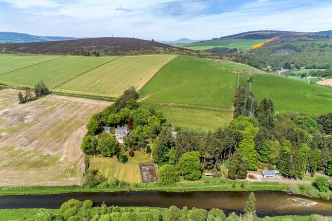 Thumbnail Country house for sale in Ardhuncart, Alford, Aberdeenshire