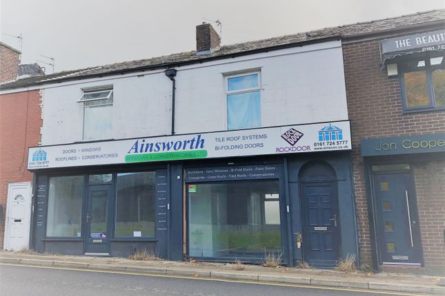 Thumbnail Industrial for sale in 34-36 Ainsworth Road, Radcliffe, Manchester