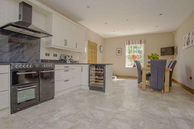 Kitchen/Diner of Crawford House, Thorpe Road, Peterborough, Cambridgeshire. PE3